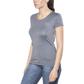 Columbia Peak To Point Novelty T-shirt à manches courtes Femme, nocturnal